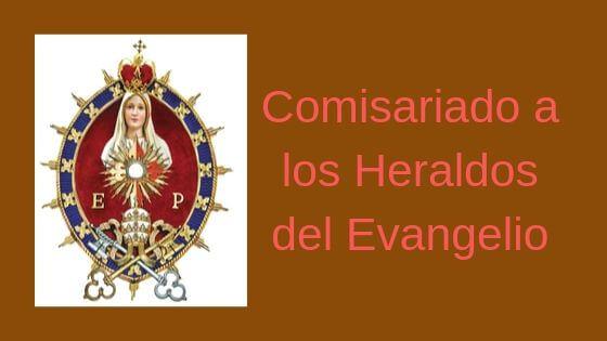 comisariado a los heraldos del evangelio